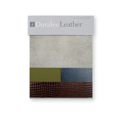 Sutter Leather Collection (Book 2910)