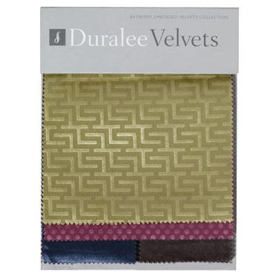 Bayberry Embossed Velvets Collection (Book 2992)