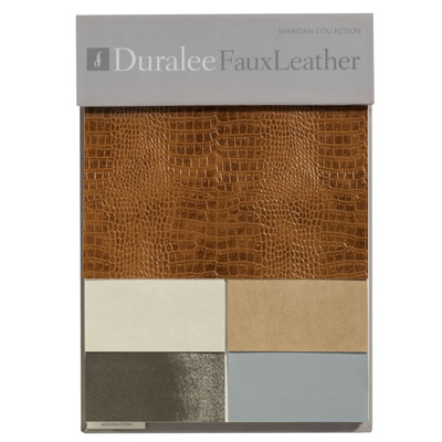 Sheridan Faux Leather Collection (Book 3016)