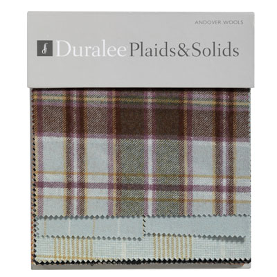 Andover Wools, Plaids and Solids (Book 3023)