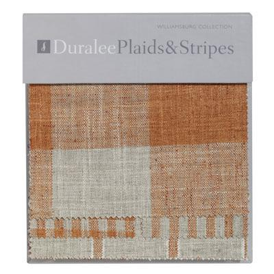 Williamsburg Plaids and Stripes Collection (Book 3037)