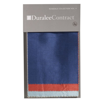 Rosedale Faux Silk Vol. II - Contract (Book 3048)